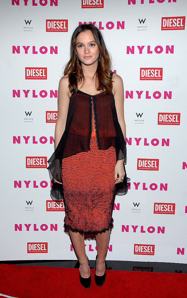 2011, Nylon Cover Party