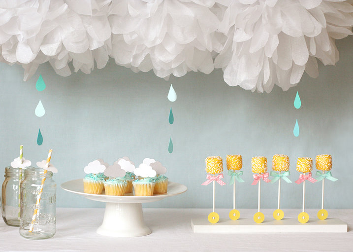 sprinkle baby shower party ideas popsugar moms