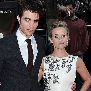 Pictures of Robert Pattinson Reese Witherspoon at Water For Elephants Premiere