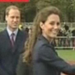 Video of Prince William and Kate Middleton in Northwestern England Before Royal Wedding