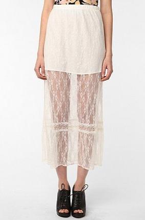Reformed by The Reformation Blanche Skirt ($79)