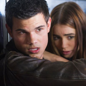 Abduction Trailer With Taylor Lautner