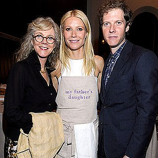 Gwyneth Paltrow Cooks For Cameron Diaz and Blythe Danner