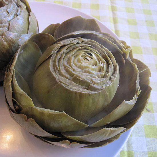 Steamed Artichoke Recipe