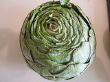 Steamed Artichoke Recipe 2011-04-15 15:55:38