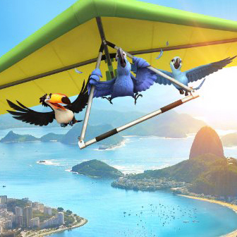 Rio Wins Number One Spot at Box Office Two Weekends in a Row