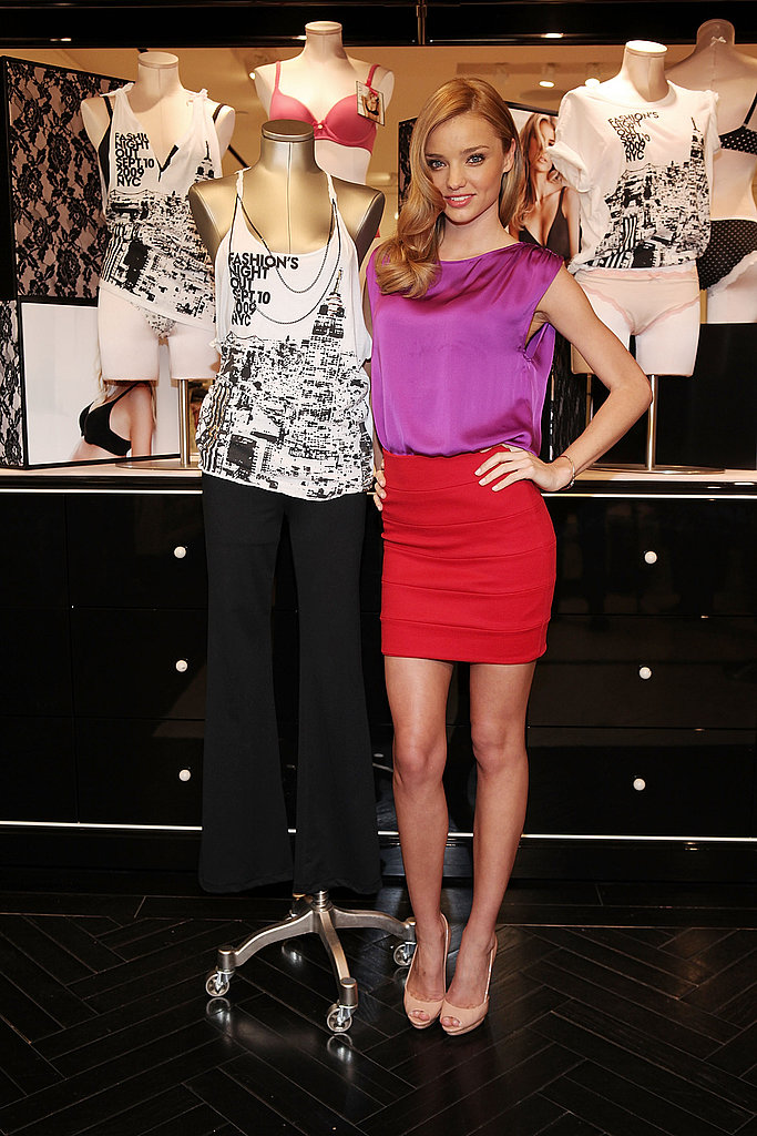 September 2009: Fashion's Night Out