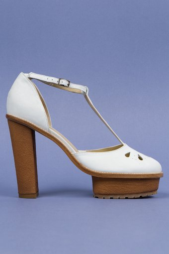 Opening Ceremony Chantal T-Strap Heel ($525)