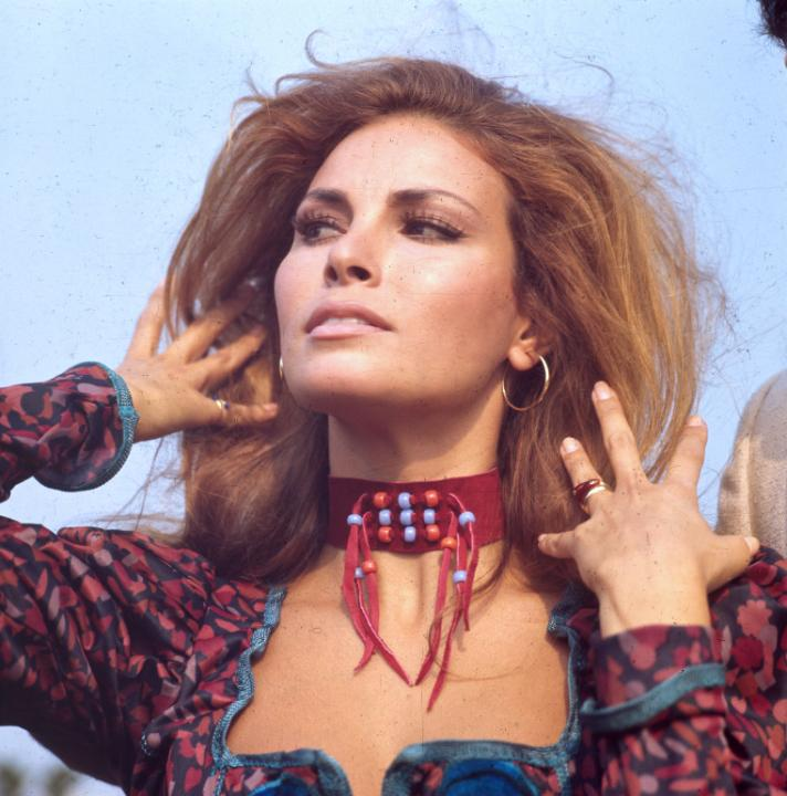 Raquel Welch's Mane | The 15 Most Iconic Hairstyles of the 1960s ...