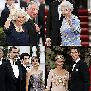 Royal Prewedding Dinner in Honor of Prince William