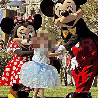 Pictures of Celebrities Kids and Princess Costumes