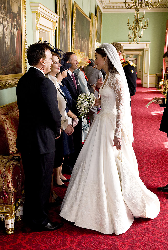 Pictures of Kate Middleton and Prince William's Royal ...
