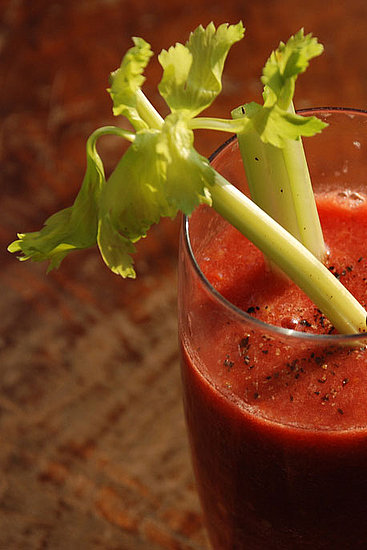 Ways to Make a Bloody Mary Healthy