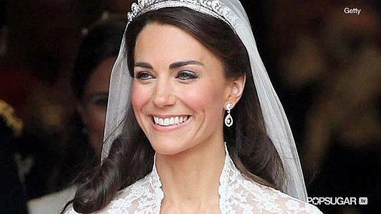 Kate Middleton's Wedding Day Makeup