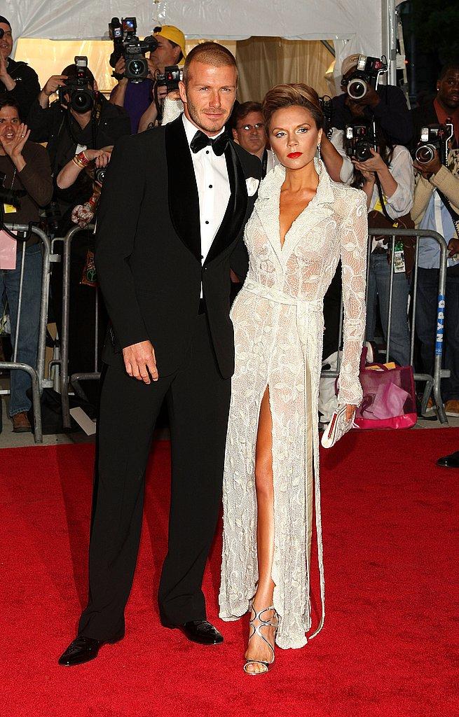 David Beckham, Victoria Beckham — 2008