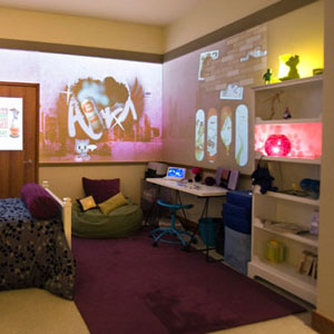 Inside Microsoft Home in Redmond, Washington