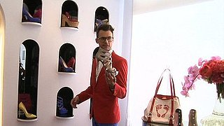 Brad Goreski Talks Spring and Summer Shoes at Christian Louboutin 2011-05-05 11:25:56