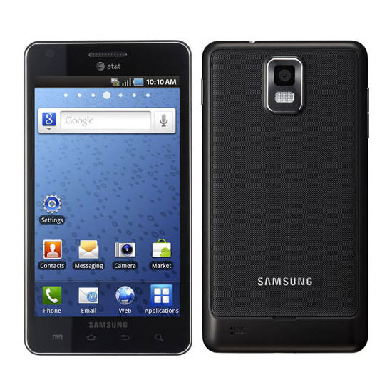 Samsung Infuse 4G 4.5-inch Smartphone Details