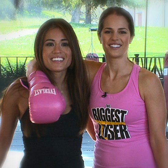 Boxing Workout From Cara Castronuova of The Biggest Loser