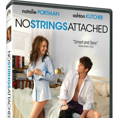 No Strings Attached, Blue Valentine, and Never Say Never on DVD on May 10