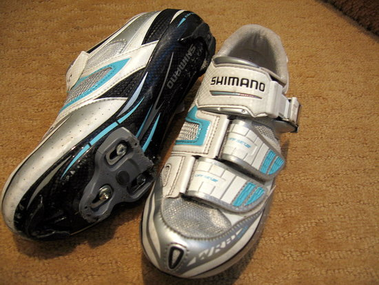 Road Biking Shoes