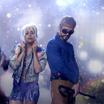 Justin Timberlake and Andy Samberg's 3-Way Saturday Night Live Digital Short with Lady Gaga 2011-05-22 10:35:22