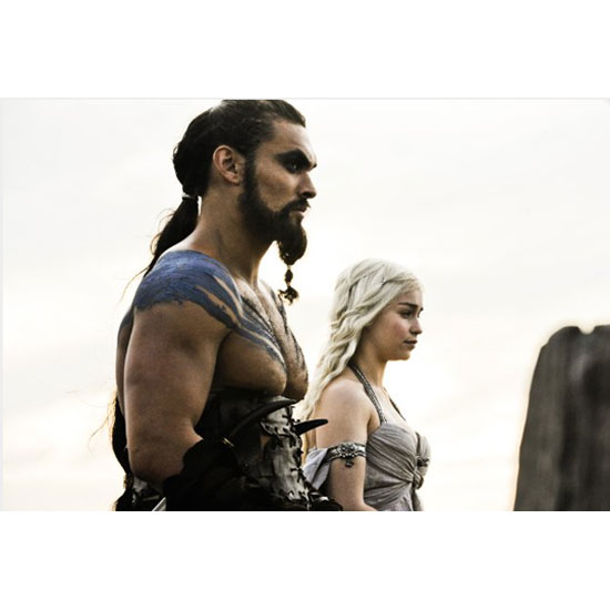 Daenerys Targaryen and...