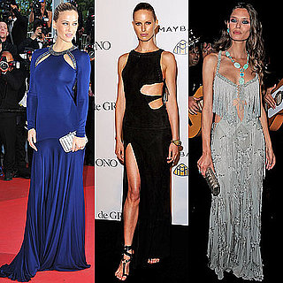 Celebrities at Cannes Film Festival 2011, including Bar Refaeli, Karolina Kurkova, Naomi Campbell and more!