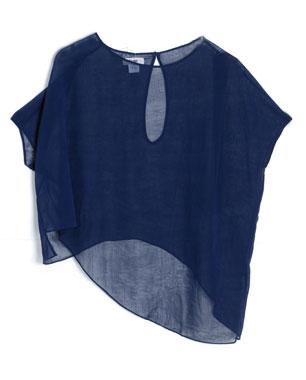 Acne Sparkle Square Cut Shirt ($200)