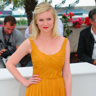 Pictures of Kirsten Dunst at 2011 Cannes Film Festival