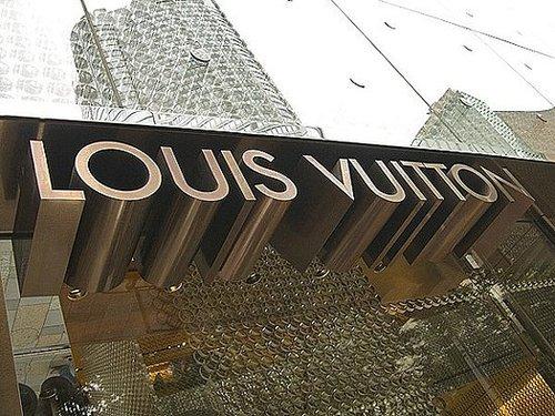 """Louis Vuitton """"Still on Top"""""""