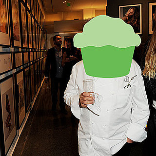 Can You Guess Which Chef Was at an Art Opening?