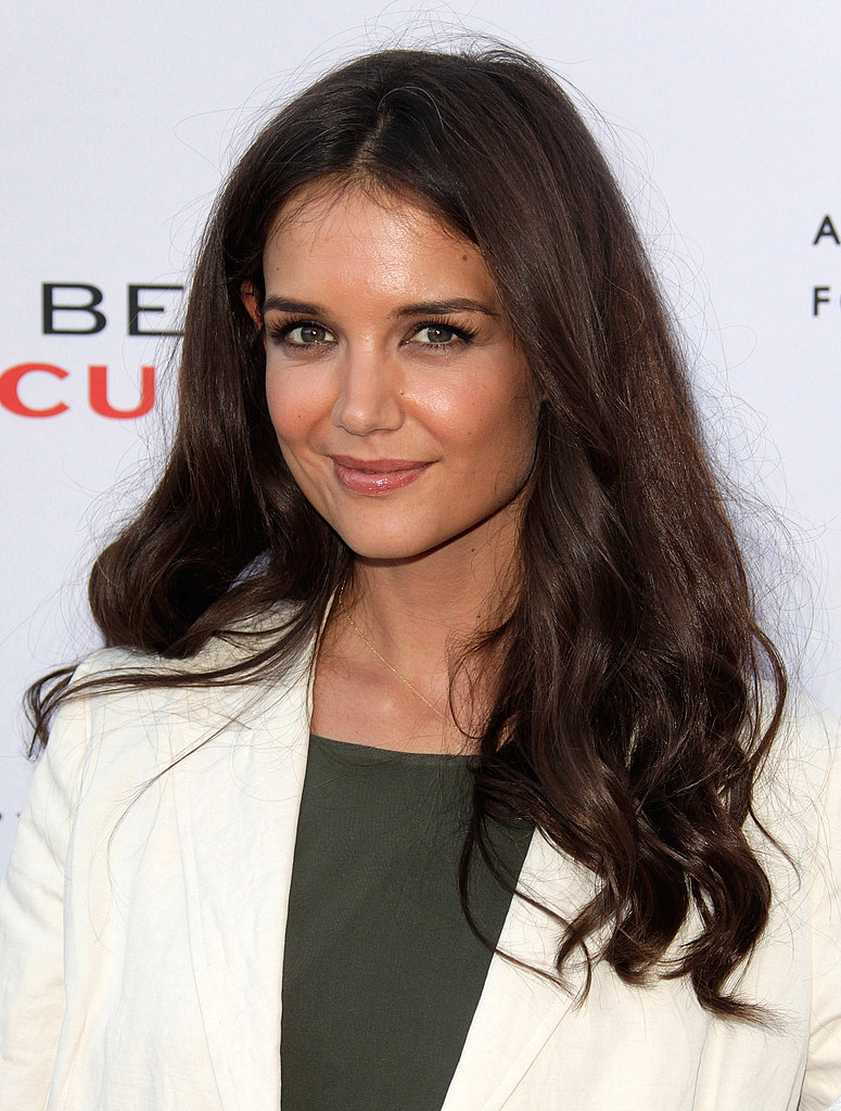 Gisele Bundchen and Katie Holmes Get Together For Beauty Culture