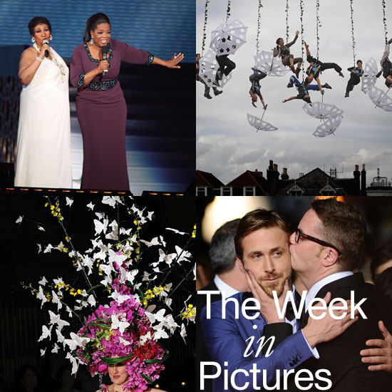 Cannes Film Festival, Oprah Farewell Show, and Carla Bruni-Sarkozy Pregnant Pictures
