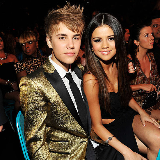 Pictures of Justin Bieber and Selena Gomez Kissing at Billboard Music Awards