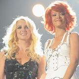 Video: Britney Spears, Rihanna, and Beyoncé Perform at 2011 Billboard Music Awards