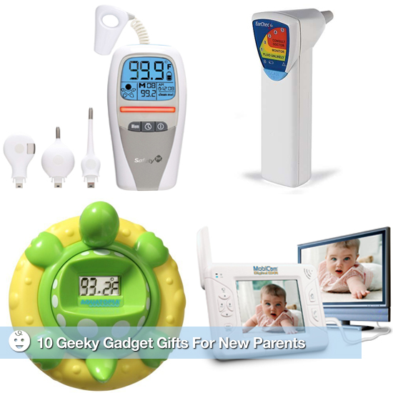The Best Gadgets For New Parents