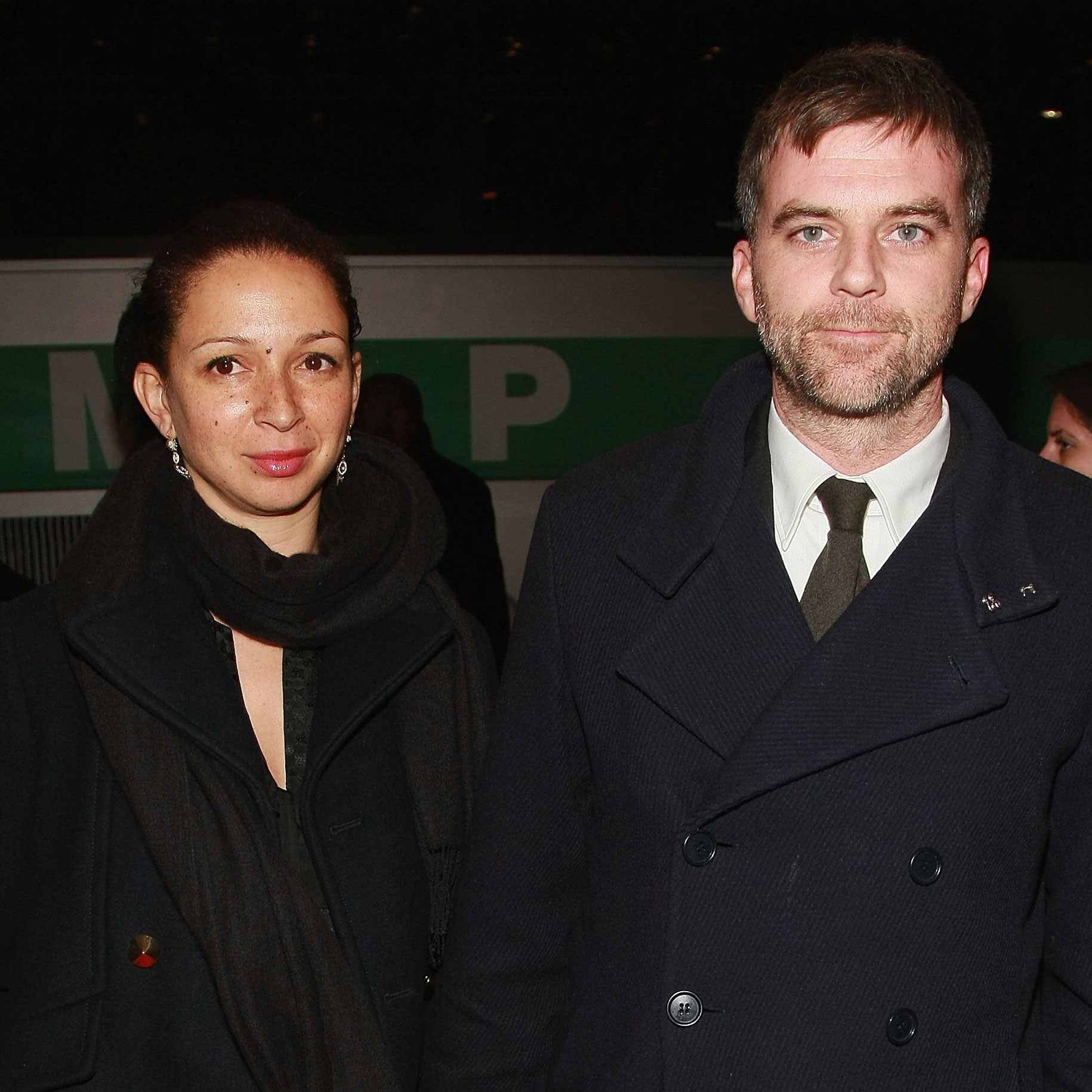 Maya Rudolph and Paul Thomas Anderson | Famous Never ...
