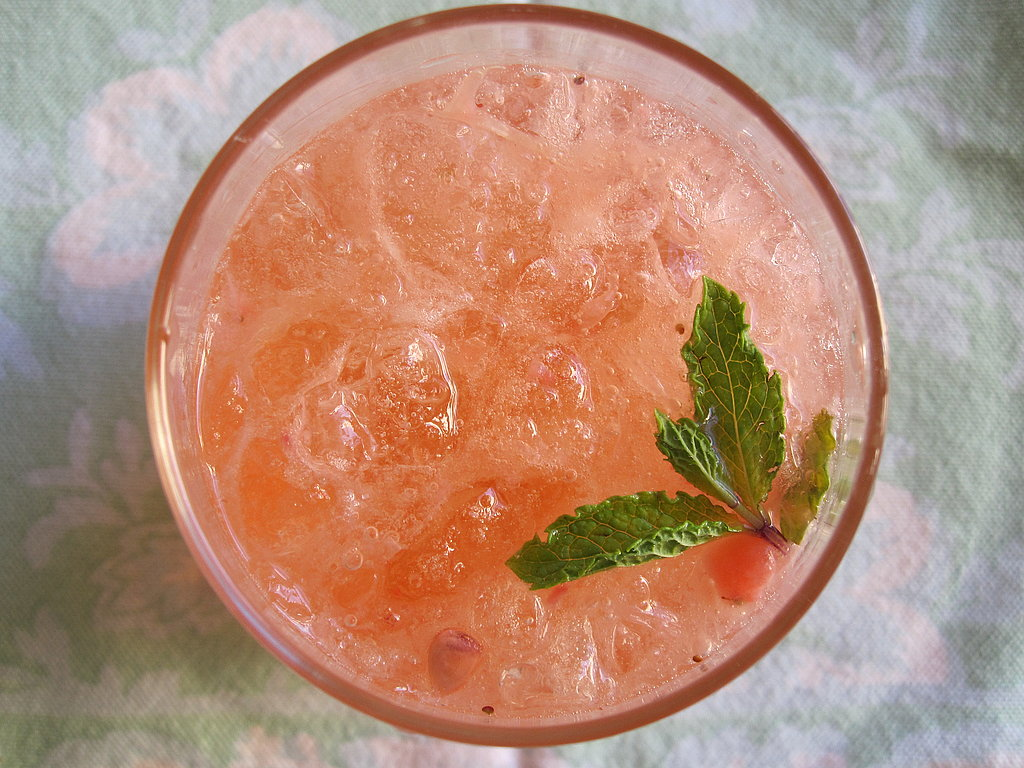 Strawberry Tequila Coolers