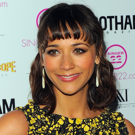 The Rashida Jones Grown-Up Pigtails