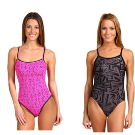Stylish and Sporty One-Piece Bathing Suits