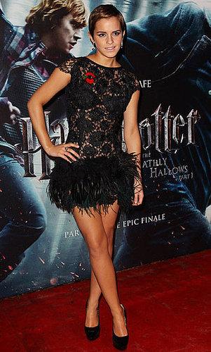 23. Emma Watson
