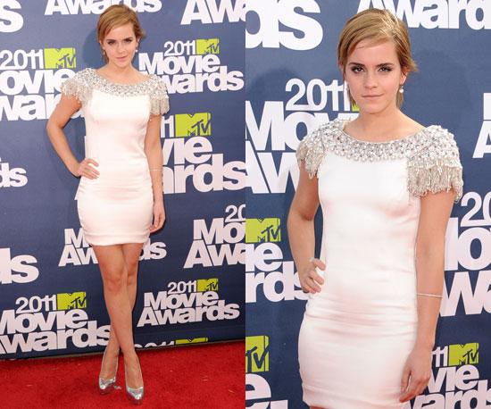 Emma Watson at 2011 MTV Movie Awards 2011-06-05 18:20:52