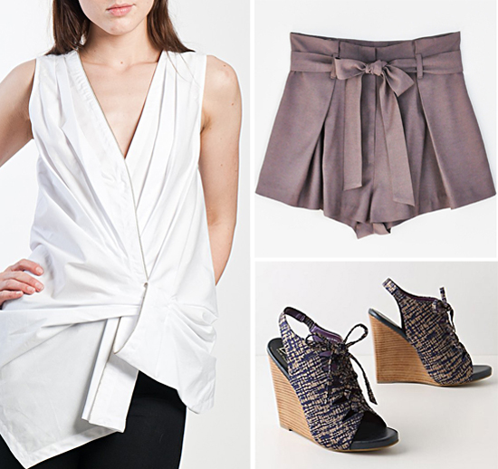 Best Spring Summer 2011 New Shopping Arrivals from Saks, Shopbop, Barneys, and More
