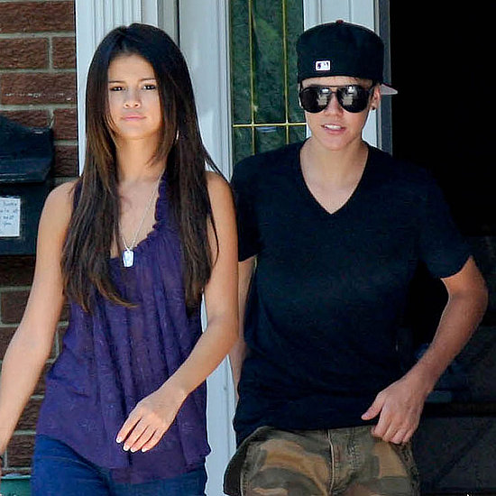 Justin Bieber and Selena Gomez Visit His Family in Toronto