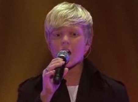 "Video of Jack Vidgen Singing ""And I Am Telling You I'm Not Going"" From Dreamgirls on Australia's Got Talent"