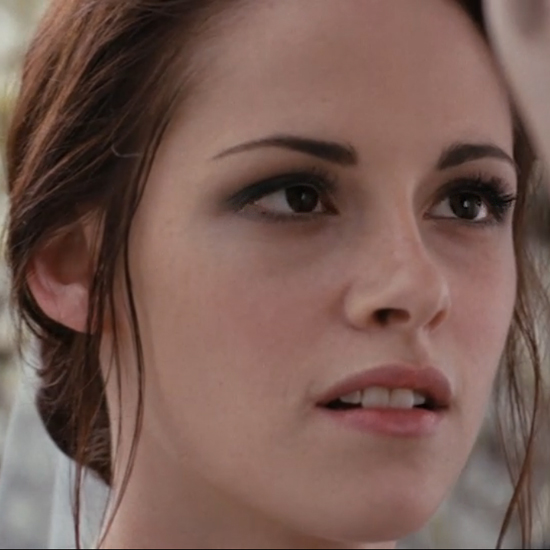 Bella Swan's Wedding Makeup For Breaking Dawn