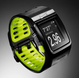 Review of Nike+ SportWatch GPS