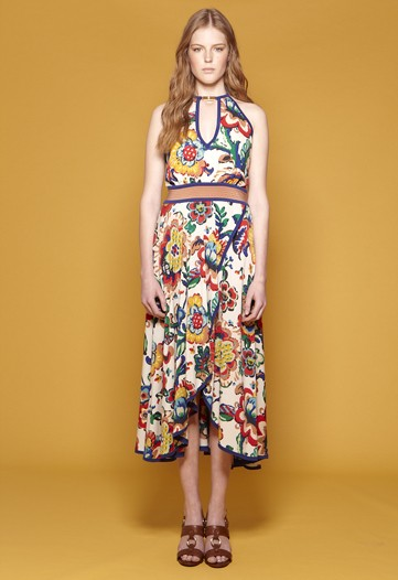 Tory Burch Resort 2012 Collection Photos