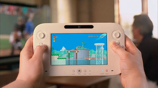 Nintendo Introduces a New Console: The Wii U